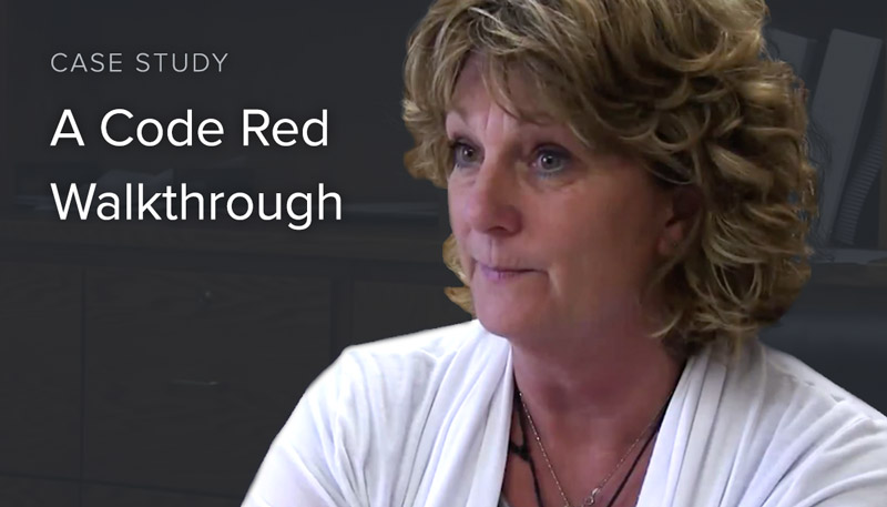 Watch the 'Code Red' Case Study Video